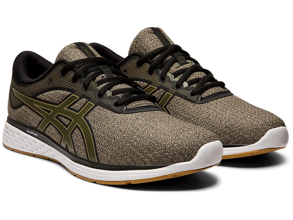 Men's PATRIOT 11 Twist | Wood Crepe/Olive Canvas | Running Shoes ...