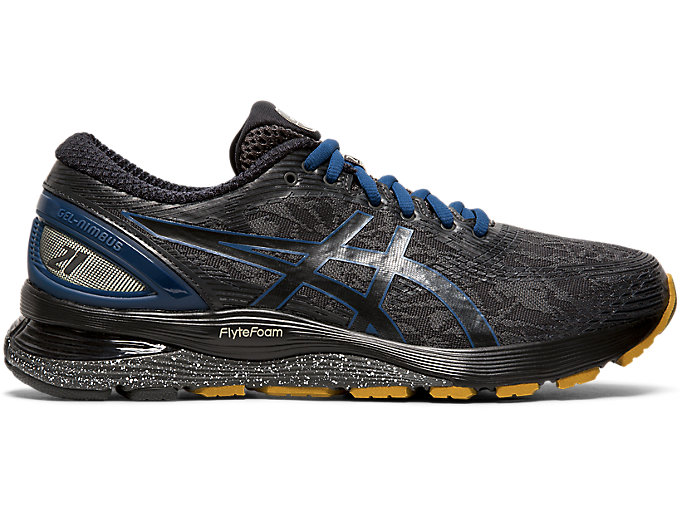 Alternative image view of GEL-NIMBUS 21 WINTERIZED, GRAPHITE GREY/BLACK