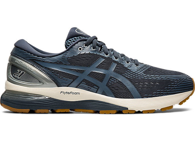 Alternative image view of GEL-NIMBUS 21, TARMAC/STEEL BLUE