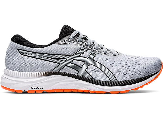 Men's GEL-Excite 7 (4E) | Piedmont Grey/Black | Running Shoes | ASICS
