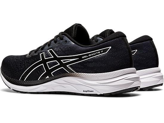 GEL-EXCITE 7 BLACK/WHITE