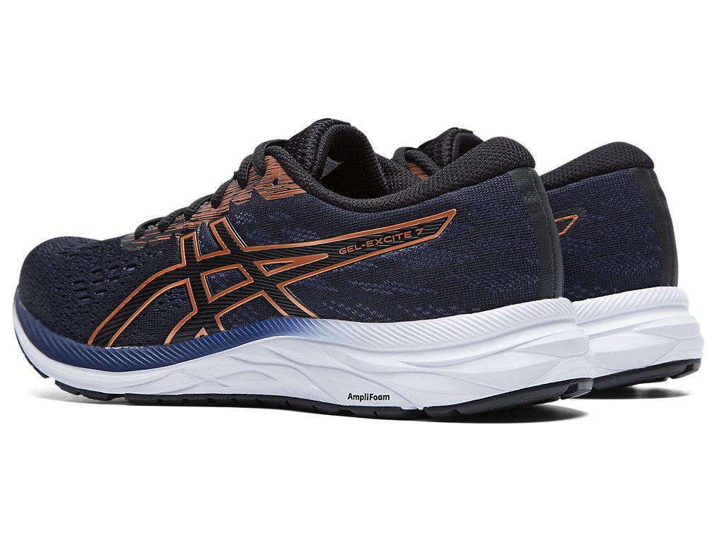 Men's GEL-Excite 7 | Black/Pure Bronze | Running Shoes | ASICS