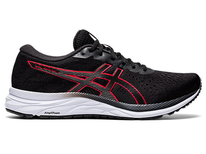 Alternative image view of GEL-EXCITE 7, Black/Classic Red