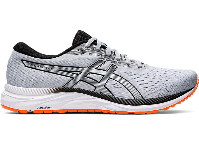 Alternative image view of GEL-EXCITE 7, Piedmont Grey/Black