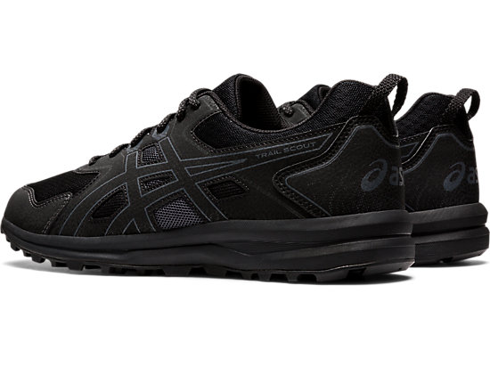TRAIL SCOUT BLACK/CARRIER GREY