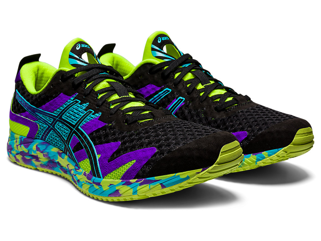 Men's GEL-NOOSA TRI 12 | Black/Black | Running Shoes | ASICS