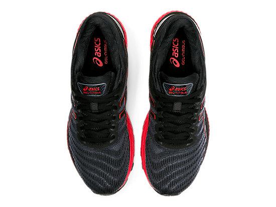 GEL-NIMBUS 22 BLACK/CLASSIC RED