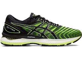ASICS Gel - Nimbus? 22 Safety Yellow / Black Hombre