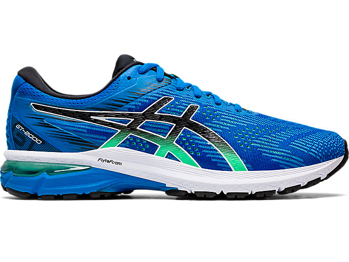 Alternative image view of GT-2000 8, Electric Blue/Black