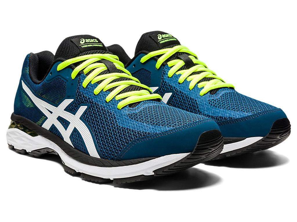 Men's GEL-GLYDE 2 | Mako Blue/White | Chaussures running | ASICS ...