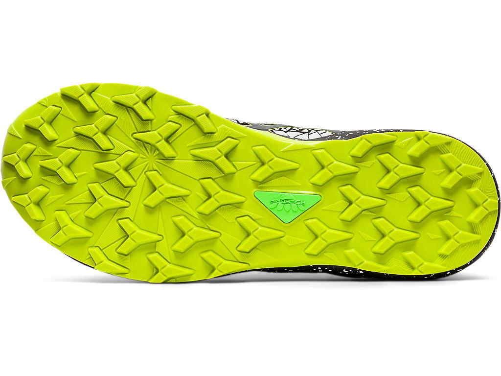 Men's FujiTrabuco Lyte   Black/Graphite Grey   Trail Running   ASICS