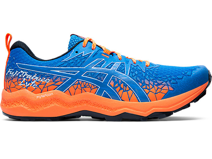 Alternative image view of FUJITRABUCO LYTE, Directoire Blue/Shocking Orange