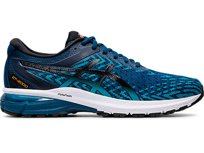 Alternative image view of GT-2000™ 8 KNIT, Mako Blue/Black