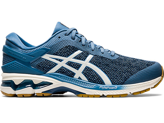 Alternative image view of GEL-KAYANO™ 26 MX, GREY FLOSS/CREAM
