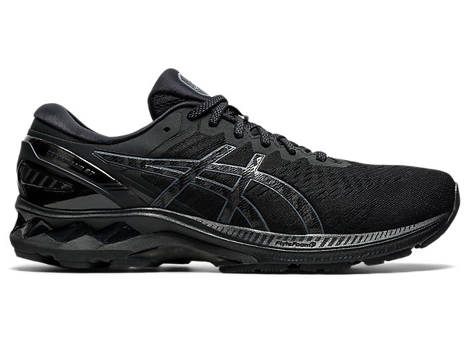 Delgado escaldadura fuegos artificiales  Men's GEL-KAYANO 27 | Black/Black | Running Shoes | ASICS