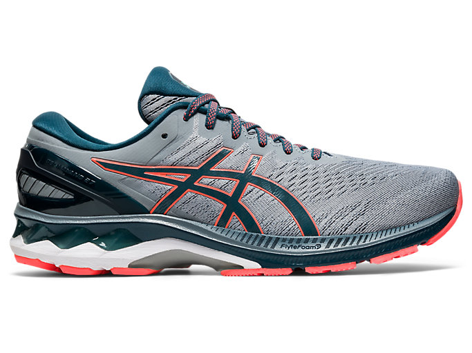 Alternative image view of GEL-KAYANO™ 27, SHEET ROCK/MAGNETIC BLUE