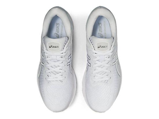GEL-KAYANO 27 WHITE/WHITE