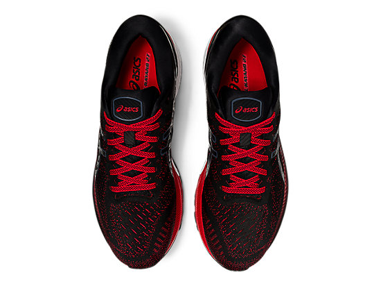 GEL-KAYANO 27 CLASSIC RED/BLACK