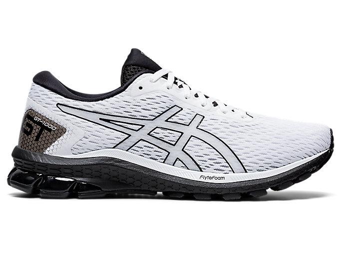 Men's GT-1000 9 | White/Black | Running Shoes | ASICS