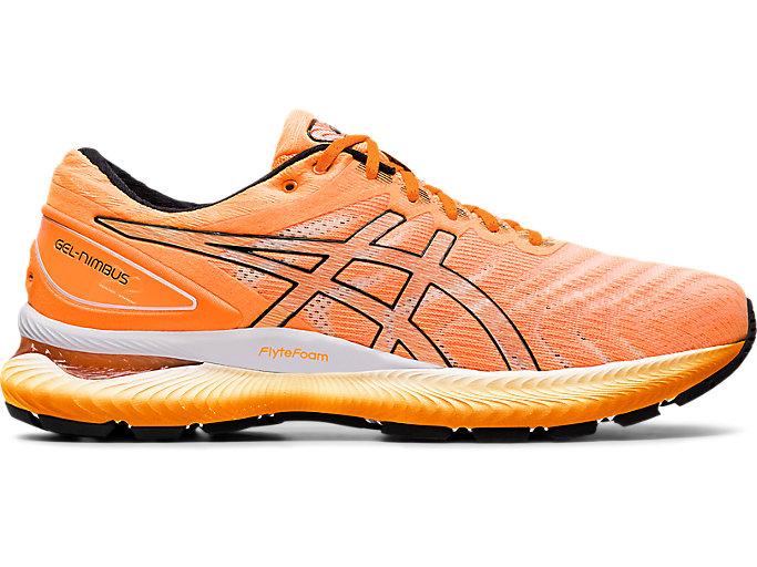 Extremo Estragos preocupación  Men's GEL-NIMBUS 22 MODERN TOKYO | Orange Pop/Black | Running Shoes | ASICS