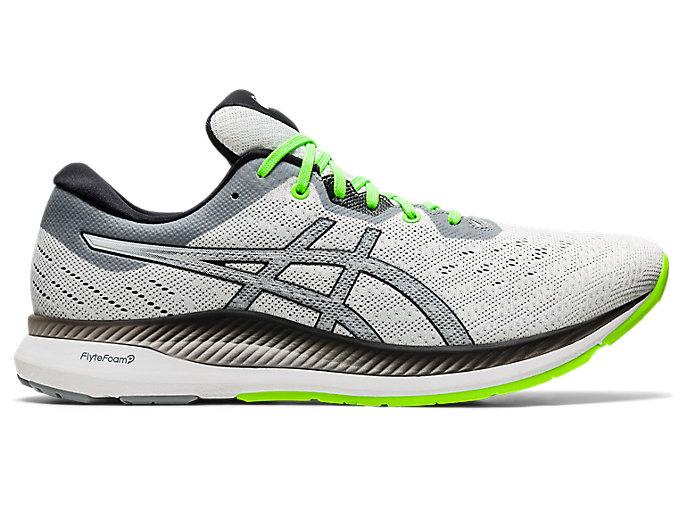 Men's EvoRide | White/Black | Running Shoes | ASICS