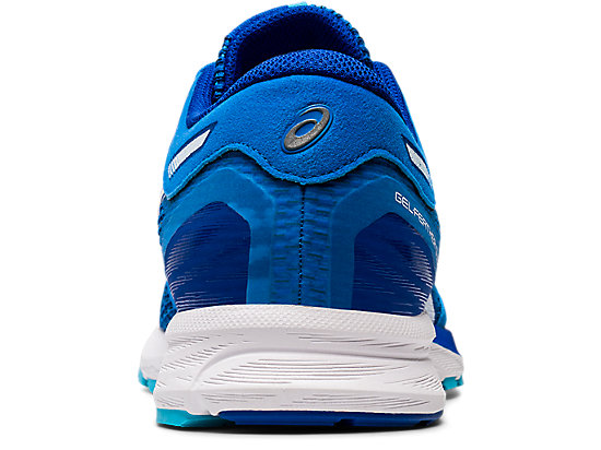GEL-FEATHER GLIDE 5 ELECTRIC BLUE/WHITE