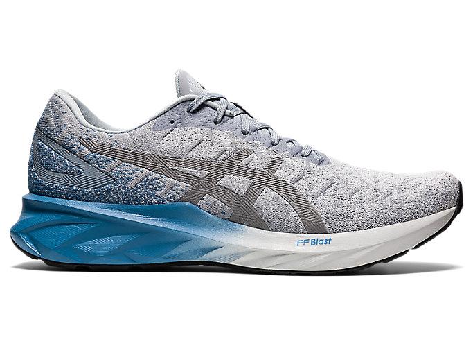 Men's DYNABLAST | Piedmont Grey/Grey Floss | Running Shoes | ASICS