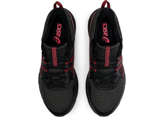 GEL-VENTURE 8 BLACK/ELECTRIC RED