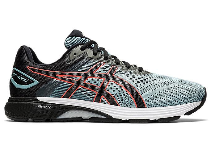 Men's GT-4000 2 (2E) | Light Steel/Black | Running Shoes | ASICS