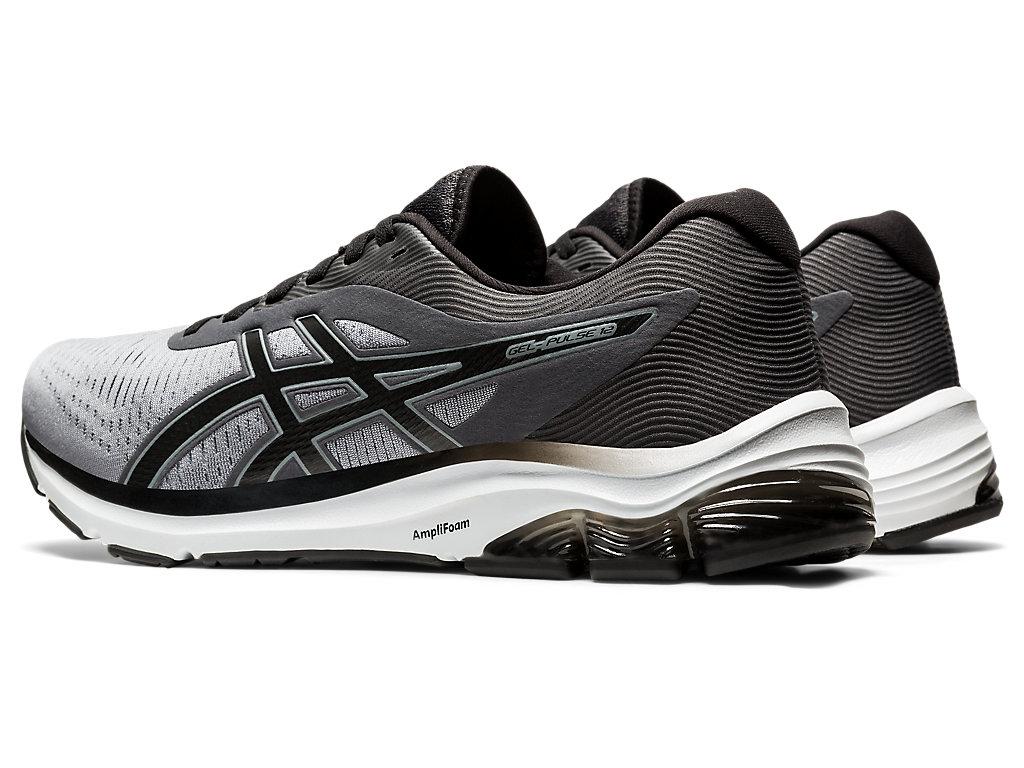 Men's GEL-PULSE 12 | Sheet Rock/Graphite Grey | Running Shoes | ASICS