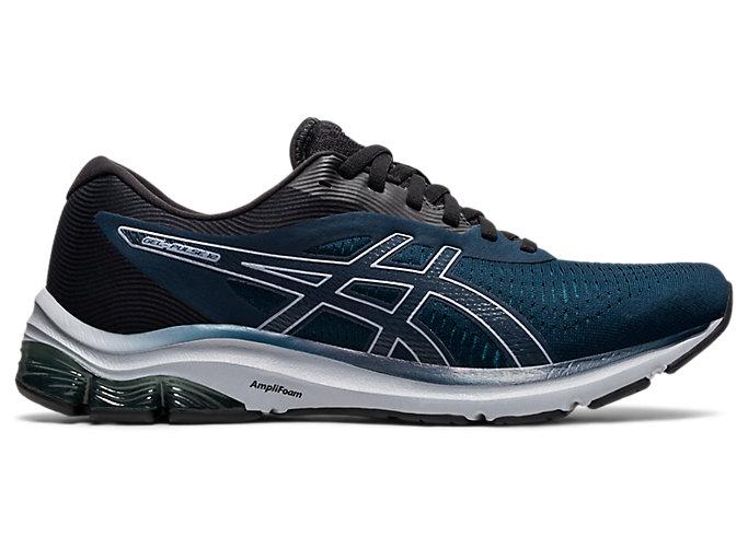 Men's GEL-PULSE 12 | French Blue/Sheet Rock | Running Shoes | ASICS