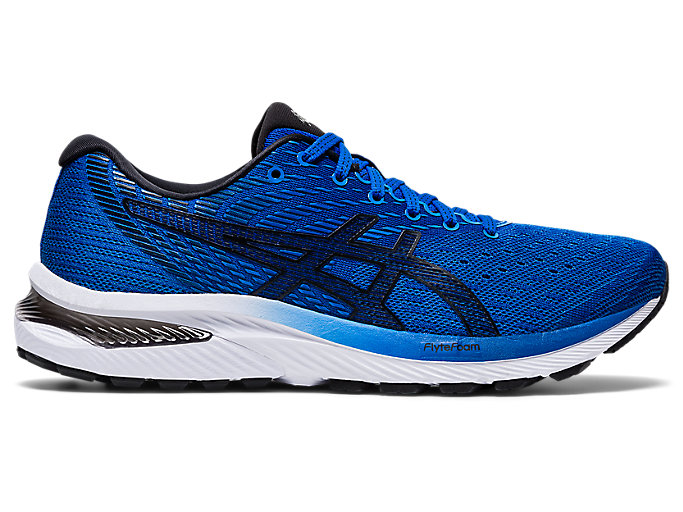 Asics Mens Gel-Cumulus 22 Running Shoes Trainers Sneakers Blue Sports Breathable