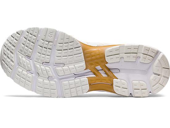 GEL-KAYANO 26 PLATINUM 白色/金色