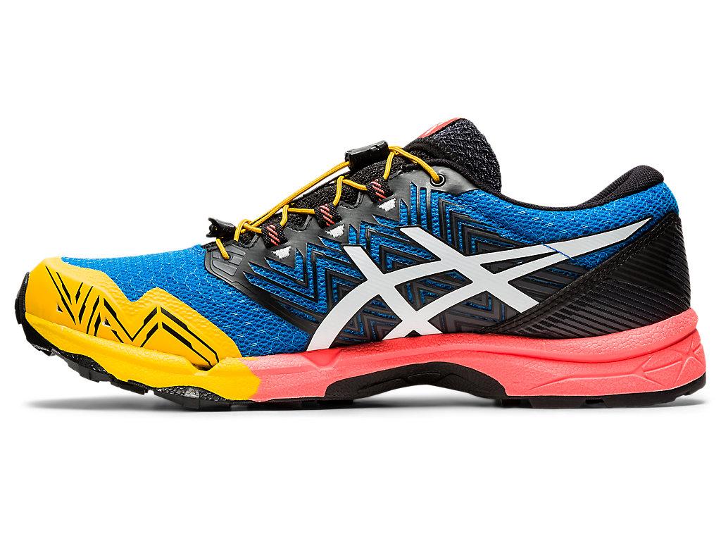 Men's GEL-FUJITRABUCO SKY | Directoire Blue/White | Trail Running ...