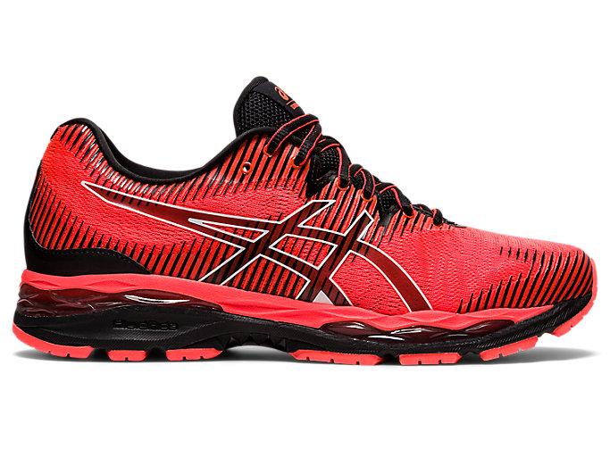 Men's GEL-ZIRUSS 2 | Sunrise Red/Black | Running | ASICS Outlet