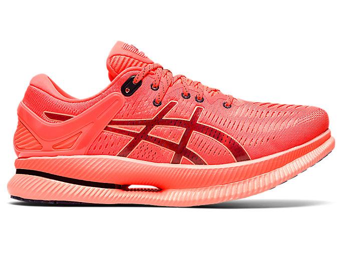 Men's MetaRide | Sunrise Red/Midnight | Running Shoes | ASICS