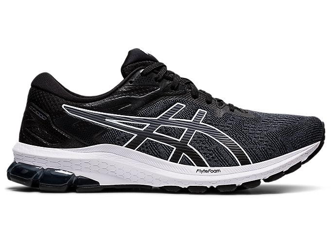 Men's GT-1000 10 | Black/White | Running Shoes | ASICS