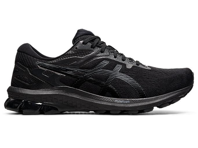 Men's GT-1000 10 | Black/Black | Running Shoes | ASICS