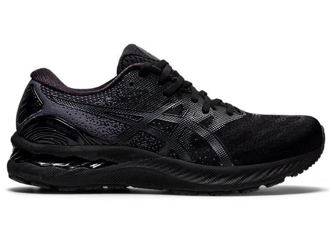 Men's GEL-NIMBUS 23 | Black/Black | Running Shoes | ASICS