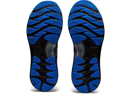 GEL-NIMBUS 23 PIEDMONT GREY/ELECTRIC BLUE