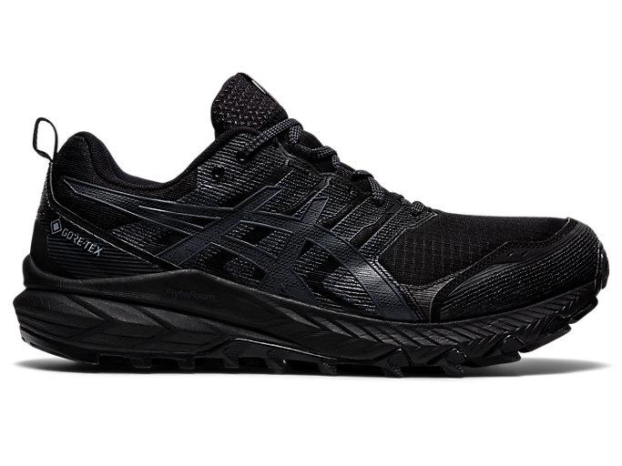Men's GEL-TRABUCO 9 G-TX | Black/Carrier Grey | Trail Running | ASICS