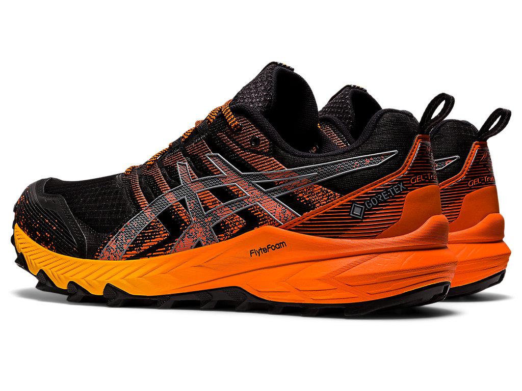 Men's GEL-TRABUCO 9 G-TX   Black/Sheet Rock   Trail Running   ASICS