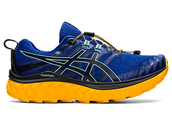 Men's Trabuco Max | Monaco Blue/Black | Trail Running | ASICS