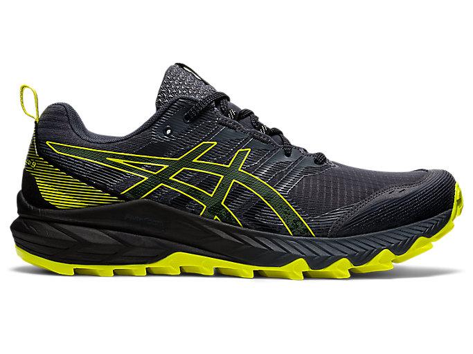 Men's GEL-TRABUCO 9 | Carrier Grey/Sour Yuzu | Trail Running | ASICS
