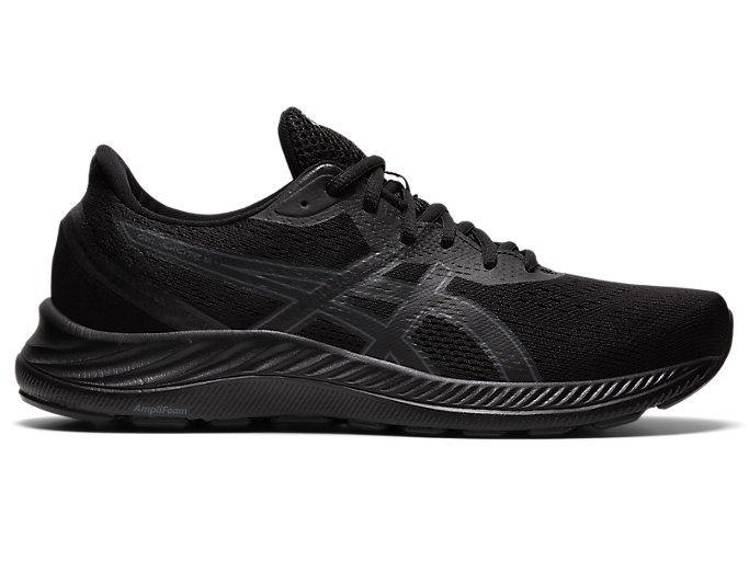 Men's GEL-EXCITE 8 | Black/Carrier Grey | Running Shoes | ASICS