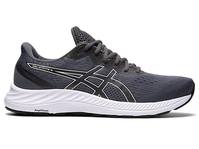 Men's GEL-EXCITE 8 (4E) | Carrier Grey/White | Running Shoes | ASICS
