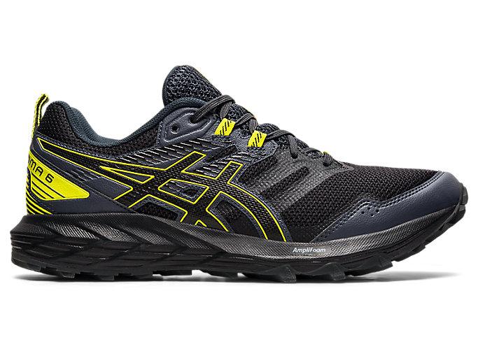 Men's GEL-SONOMA 6 | Graphite Grey/Sour Yuzu | Trail Running | ASICS