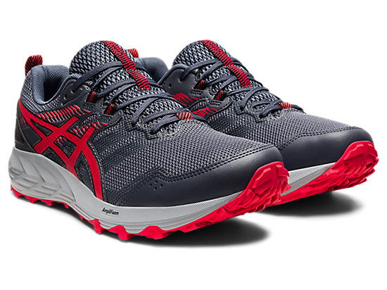 GEL-SONOMA 6 CARRIER GREY/ELECTRIC RED