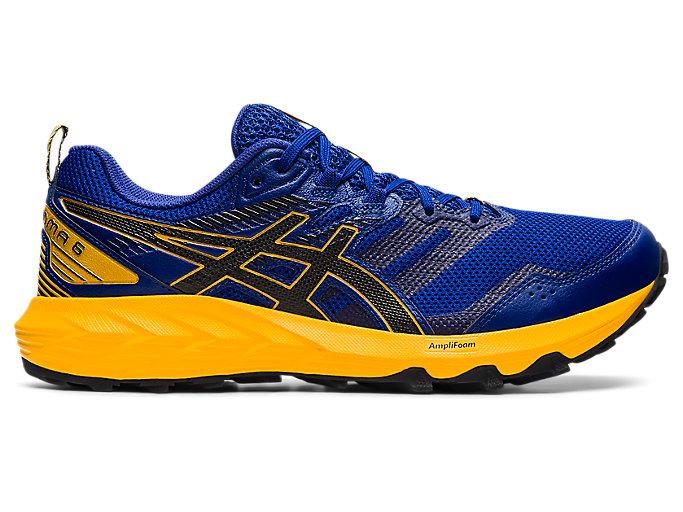Men's GEL-SONOMA 6 | Monaco Blue/Black | Trail Running | ASICS