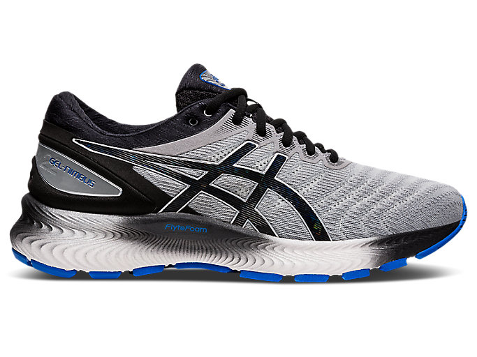 Men's GEL-NIMBUS LITE | Sheet Rock/Black | Running Shoes | ASICS